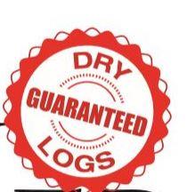 Dry Logs Stamp